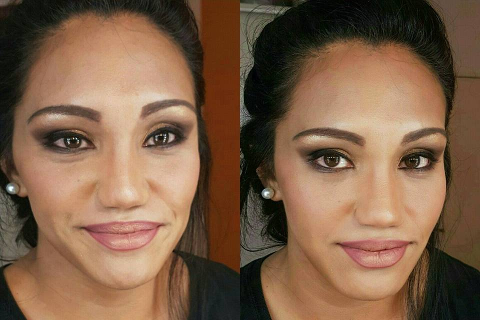 Rouge Make  Up Pro
