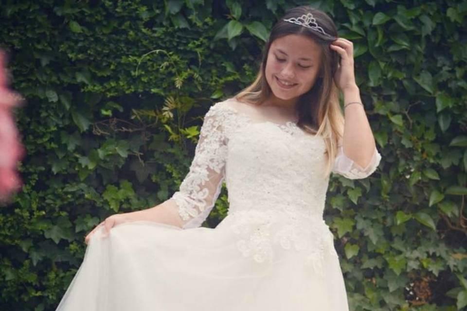 Alta costura novias