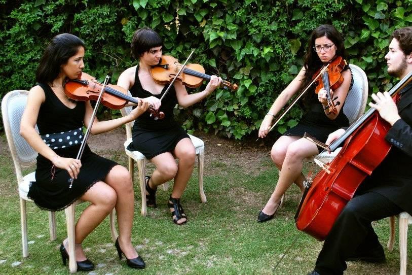 Sepia Cuarteto