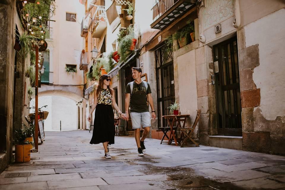 Sesión de fotos Barcelona
