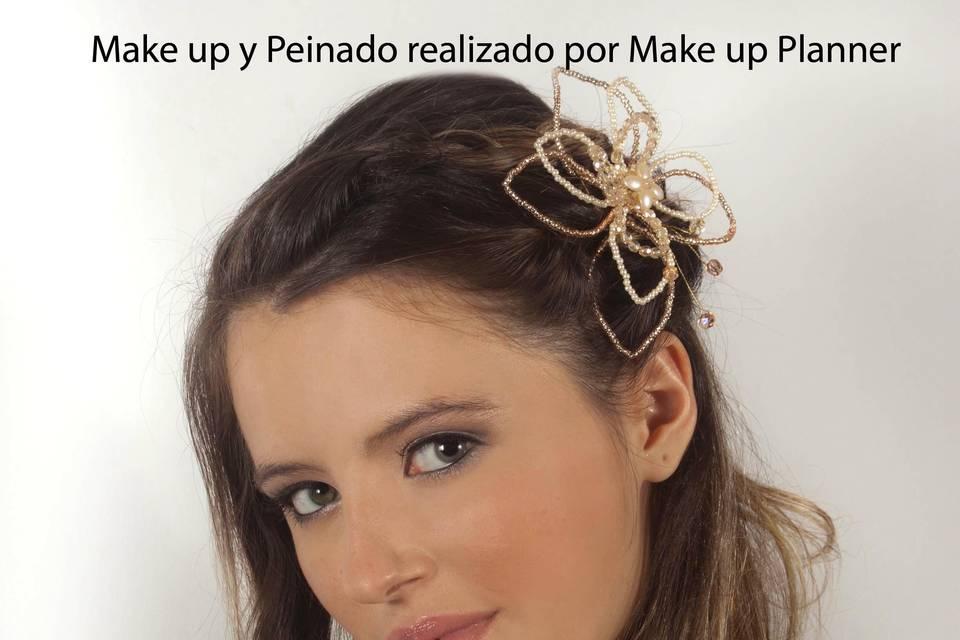 Make Up Planner