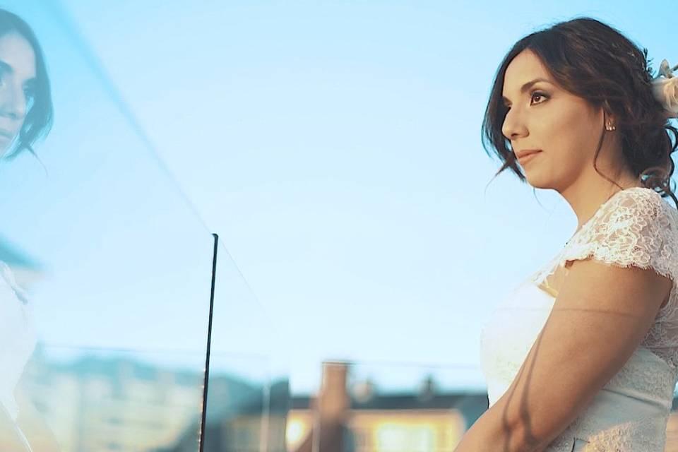 Frame del video de Isma&Juli