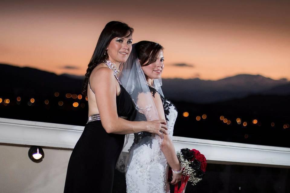 Book de fotos de novia