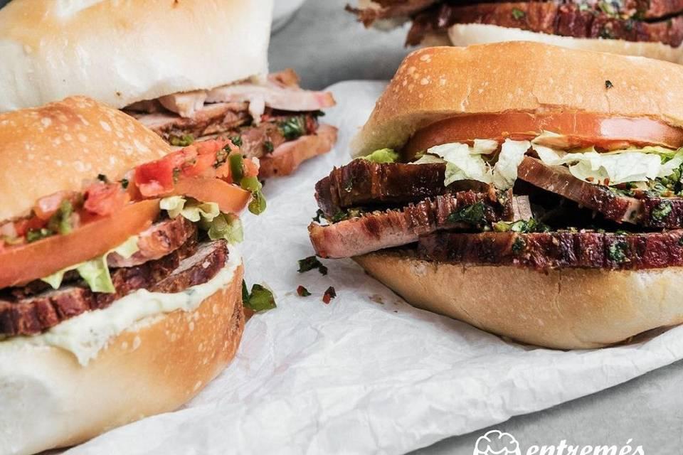Sandwichitos Gourmet