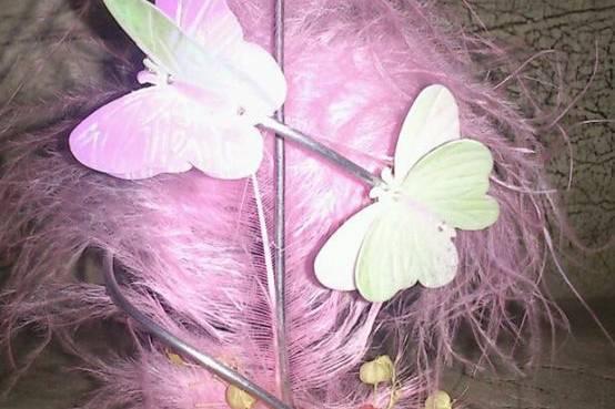 Mariposas x 2
