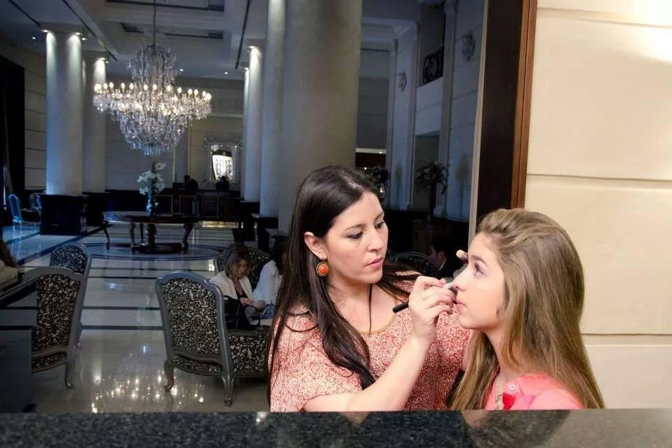 Maquillaje a domicilio