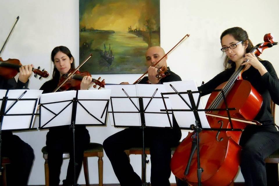 Thaïs Cuarteto De Cuerdas