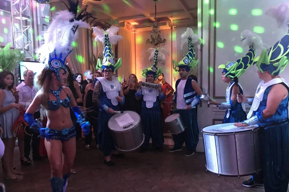 El carnaval en tu fiesta