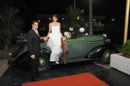 Elegancia - Chevrolet 1936