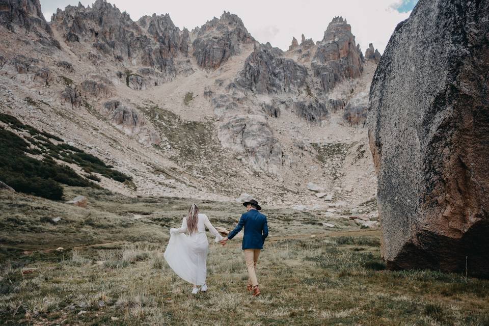Fotografo bodas Bariloche
