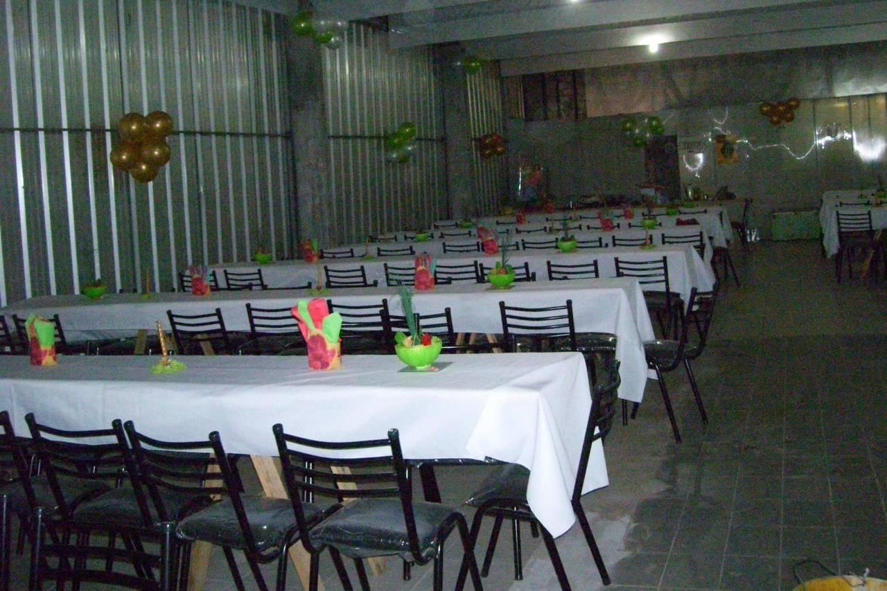 Bar Comedor El Edén