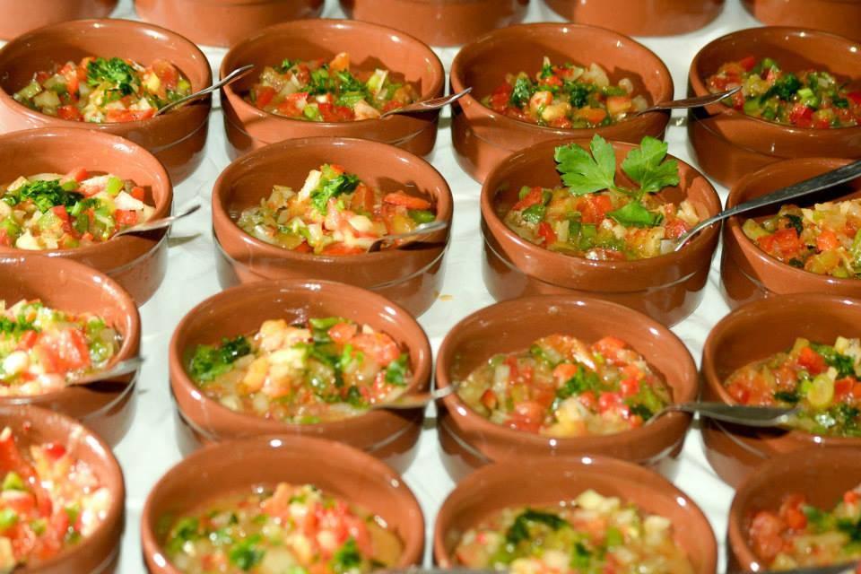 Salsa tradicional criolla