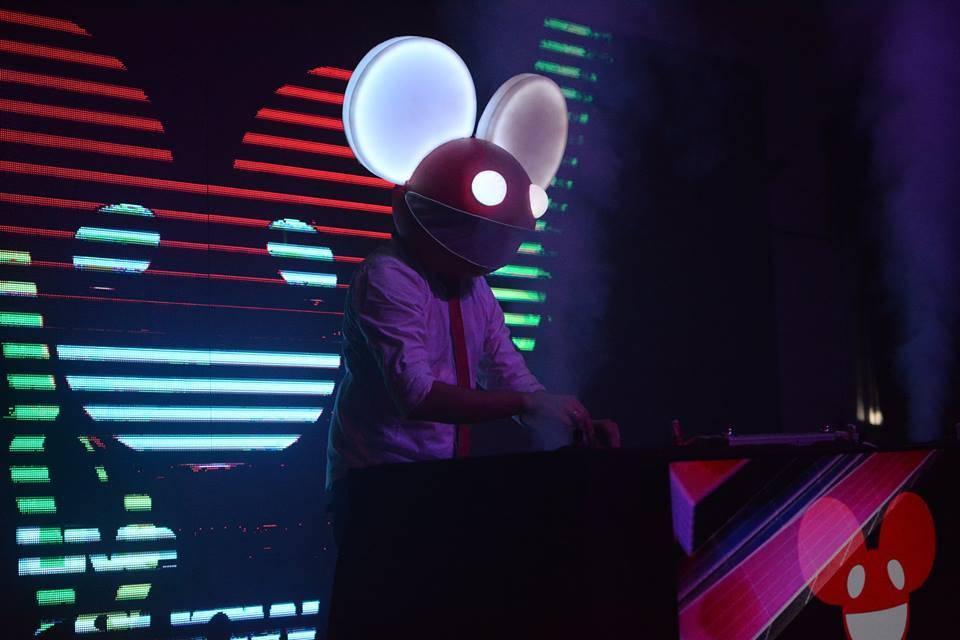 Dj cabeza de ratón