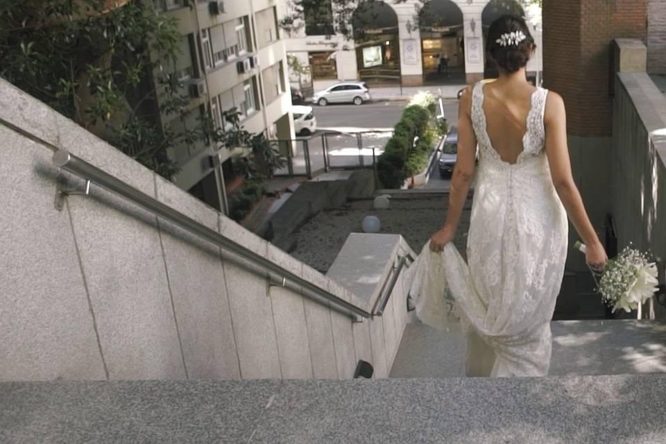 Previa de la novia