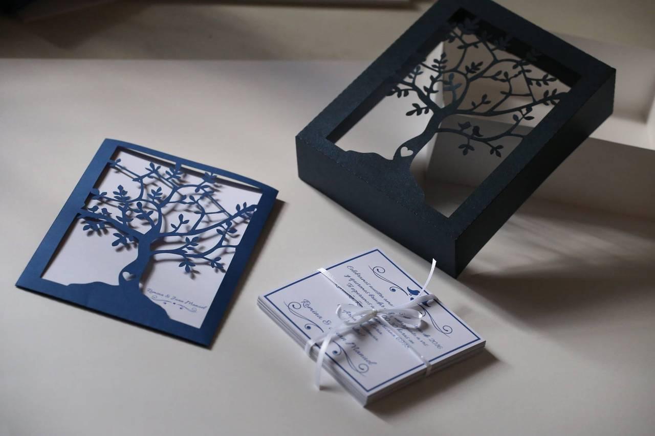 Libelle Corte y Diseño en Papel