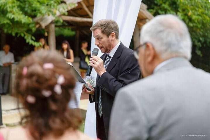 Sergio Masal - Maestro de Ceremonias