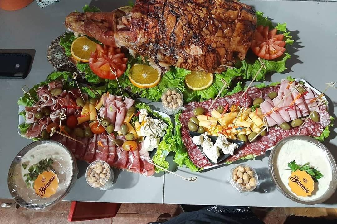 Catering & Eventos Bohemio