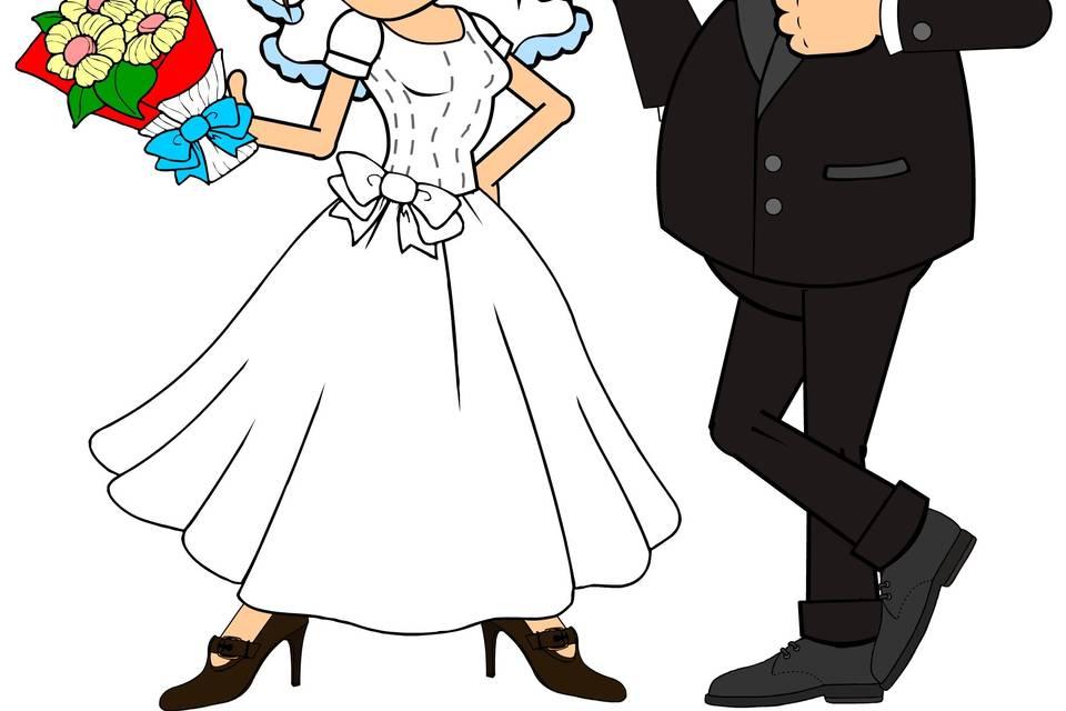 Casamiento Pettu y Coco