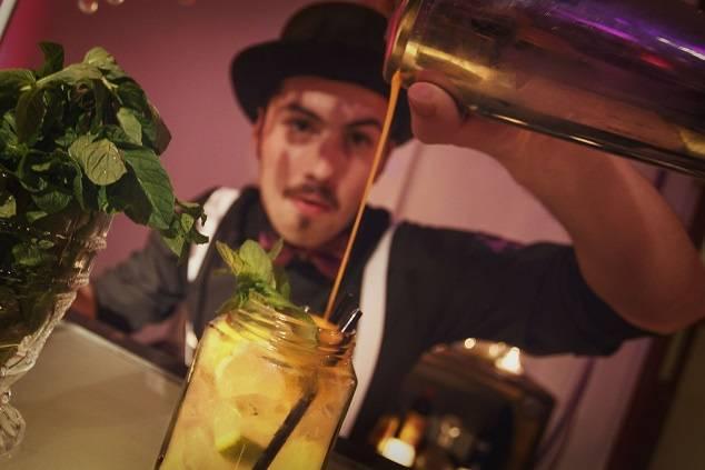 Speakeasy Bar en Eventos