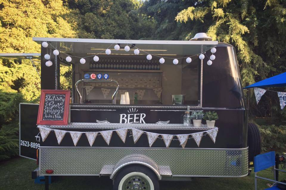 Palco On Tap - Beer Truck