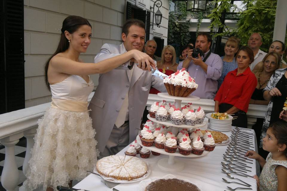 Casamiento longchams