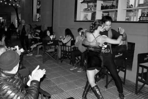 Flor Frixione Tango