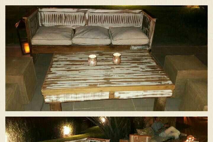 Mobiliario rustico