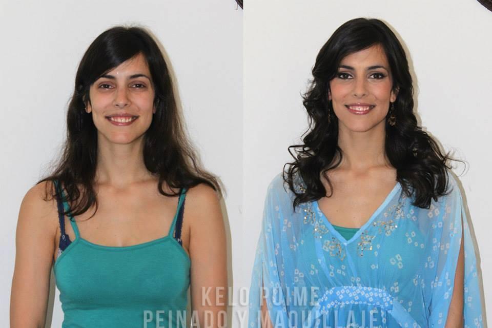 Peinado y maquillaje Civil