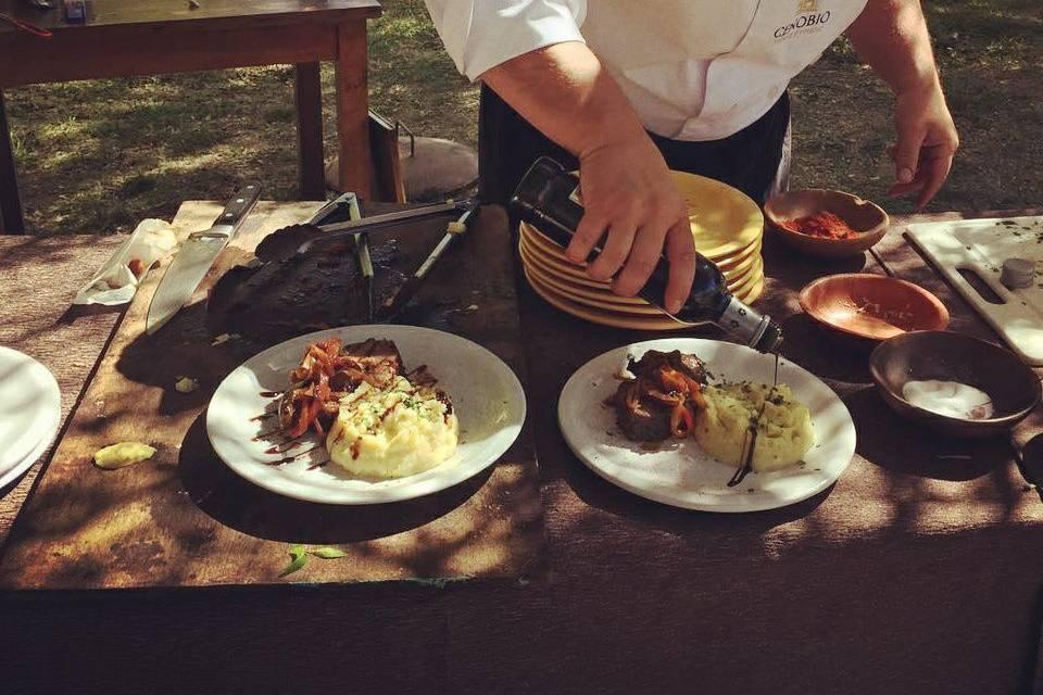 Cenobio Catering